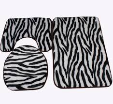 Zebra Bathroom Rug Bathroom Decoration Bathroom Rugs And Vanities Ideas