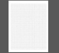 Graph Paper Word Graphing Paper Printable Template Aquatecnic Info
