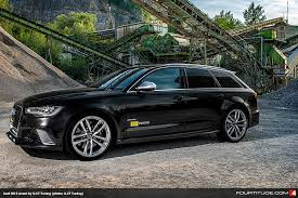 new car launches october 2013OCT Tuning Launches Program for New Audi RS 6 Avant  Fourtitudecom