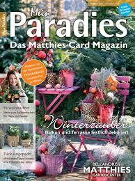Calaméo Mein Paradies Matthies Gartencenter 0515