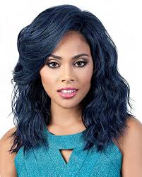 hbldp fia lace front human hair blend wig by motown tress home wigs african american