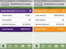 Annual Payment Calculator Mortgage Calculator By Quicken Loans For IPhone Review IMore 16