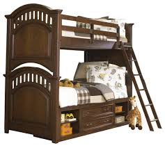 Samuel Lawrence Bedroom Furniture Lawrence Furniture Expedition Twin Full Bunk Bed With Underbed