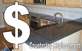 1 reason you should not choose countertop replacement