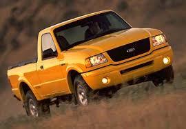 2001 Ford Ranger Review