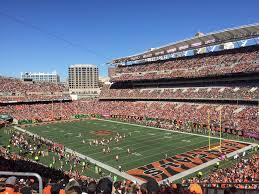 Paul Brown Stadium Section 138 Rateyourseats Com