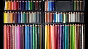 Prismacolor Pencils 132 Tin Review Unboxing