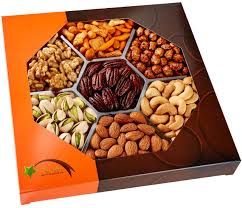 five star gift baskets holiday nuts gift basket delightful gourmet food gifts prime delivery