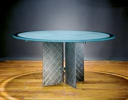 modern glass top dining tables with steel and glass as small round meeting room tables with