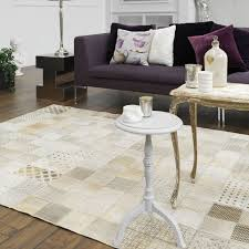 awesome area rug sizes for your living room decor multi coloured rodeo cowhide patchwork rug