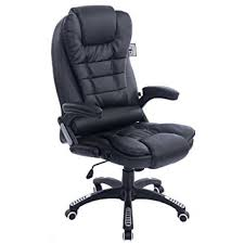 padded office chair.  Padded Executive Recline Extra Padded Office Chair Standard Black For I