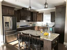 Wonderful Kitchen Backsplash With Dark Cabinets From 1000 Ideas