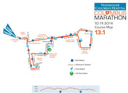 Columbus Half Marathon 2014 2015 Date Registration