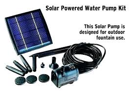 fountain pump filter solar pond filters water powered for fish
