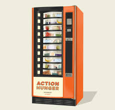 Chocolate Vending Machines Delectable World's First VendingMachine For The Homeless To Be Unveiled In UK