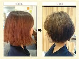 髪が硬い太い女性の髪型について