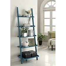 """Carlisle 72"""" Leaning Bookcase by Charlton Home, ..."""