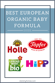 Best European Organic Baby Formula Guide Updated 2019