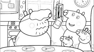 Peppa Pig Coloring Pages Pig Coloring Pig Color Pages Pig Color