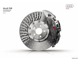 2012 Audi S8 Ceramic brake   Wallpaper #60