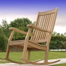 barlow newport rocking chair on