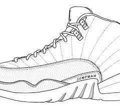 jordan coloring pages shoes shoe coloring page coloring pages shoes coloring page shoe coloring page printable