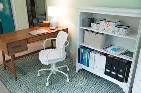 office unit. Desk Anchors Home Office Makeover Unit E