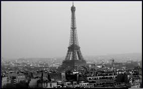Eiffel Tower Black And White Wallpapers ...