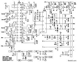 monitor circuit diagram the wiring diagram crt monitor block diagram vidim wiring diagram circuit diagram