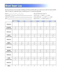 Blood Test Chart Template Medication Chart Template Brillant Me