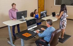 adjustable standing desk office. Height Adjustable Desks Standing Desk Office