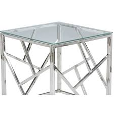 wood and chrome coffee table medium size of end tablesideas of glass chrome coffee table beautiful