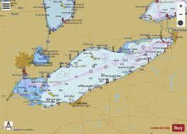Lake Erie Marine Chart Us14820_p1134 Nautical Charts App