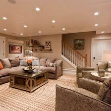 Basement Living Rooms Creative Cool Design Ideas