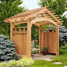 90 best arbor plans images on woodworking plans trellis archway plans