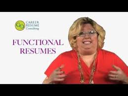 How To Create A Functional Resume Impressive How To Create A Functional Resume Career Resume Consulting YouTube