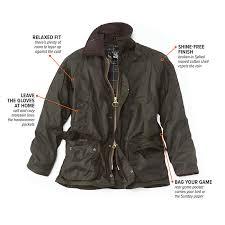 barbour 174 classic beaufort jacket thumbnail