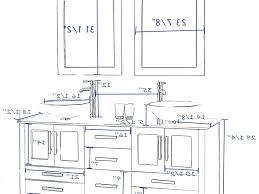 countertop dimensions