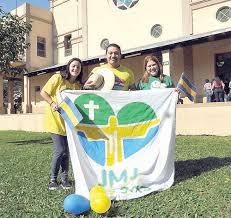 108 voluntarios paraguayos servirán en la Jornada de Río
