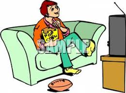boy watching tv clipart. sitting on the couch watching tv clipart boy