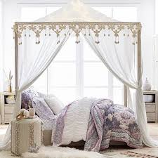 Canopy Bed and Draperies Ideas | Homebuilding & Renovating