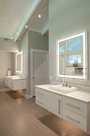 bathroom track lighting. Pictures Gallery Of Brilliant Track Lighting For Bathroom Ceiling Kitchen Contemporary With Black Cabinets