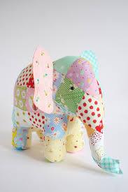 Stuffed Elephant Pattern