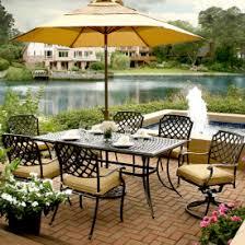 patio furniture. Agio Patio Furniture Heritage Dining