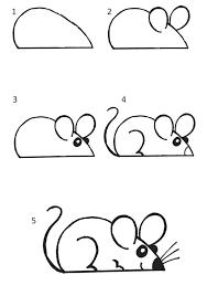 Topolino Grafite Nel 2019 Disegni Semplici Cose Da Disegnare E