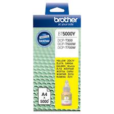 <b>Чернила Brother BT5000Y</b> Yellow - Чижик