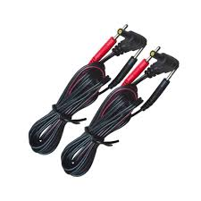 1Pc 4 In 1 Replacement <b>Electrode</b> Lead Wires Standard <b>Pin</b> ...