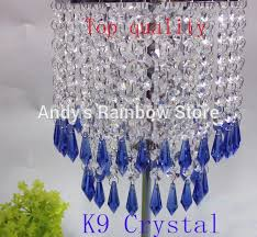 50pcs lot 150mm garland diamond strand glass crystal bead curtain wedding party decoration crystal chandelier accessories