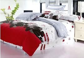 minnie mouse queen comforter set cotton mouse mickey mouse queen comforter bedding set bedclothes bed cover minnie mouse queen comforter