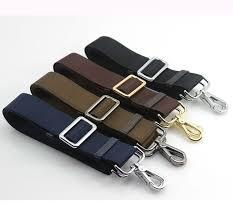 high quality replacement shoulder adjustable strap luggage messenger bag leather